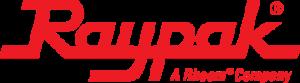 Raypak pool heaters logo